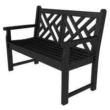 <strong>POLYWOOD®</strong> Chippendale Bench