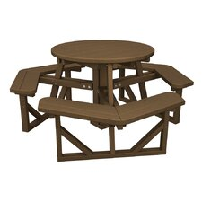 <strong>POLYWOOD®</strong> Park Picnic Table