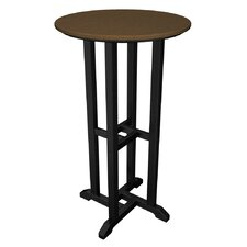 <strong>POLYWOOD®</strong> Contempo Round Bar Table