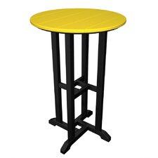 Contempo Round Counter Bar Table