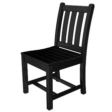 <strong>POLYWOOD®</strong> Traditional Garden Dining Side Chair