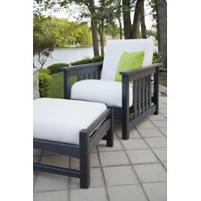 <strong>POLYWOOD®</strong> Mission 2 Piece Deep Seating Set