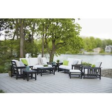 <strong>POLYWOOD®</strong> Mission 8 Piece Deep Seating Group