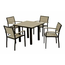 Euro 5 Piece Dining Set