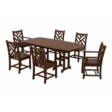 Chippendale 7 Piece Dining Set