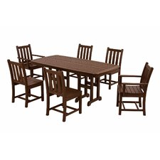 <strong>POLYWOOD®</strong> Traditional Garden 7 Piece Dining Set