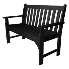 <strong>POLYWOOD®</strong> Vineyard Plastic Garden Bench