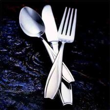 Tulip Frosted 5 Piece Flatware Set