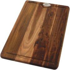 "Acacia 16"" x 10.6'' Two-Sided Cutting Board"