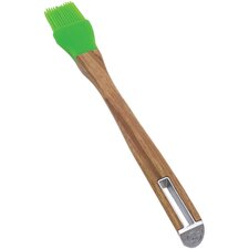 Silicone Brush with Cat Cora Handle