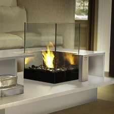 Level Indoor Tabletop Bio Ethanol Fireplace