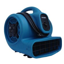 1/4 HP Air Mover and Carpet Dryer