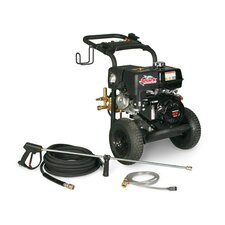 <strong>Shark Pressure Washers</strong> Hammerhead Series 3.8 GPM Honda GX390 Cold Water Pressure Washer