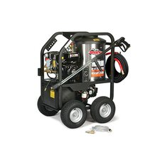 SGP Series 2.7 GPM Robin EX21 Hot Water Pressure Washer