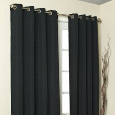Cite A Heavy Solid Fabric Curtain Panel