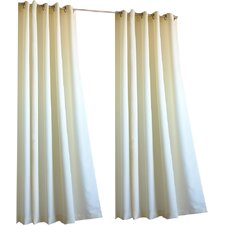 Outdoor Décor Gazebo Grommet Top Curtain Panel