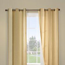 Weathermate Broad Stripe Window Treatment Collection