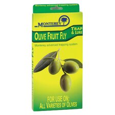 Olive Fruit Fly Trap and Lure