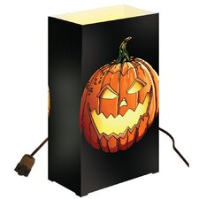 10 Count Electric Luminary Kit with Jack O'Lantern Design