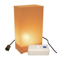 """10.5"""" H Electric Luminaria Kit (Set of 10)"""