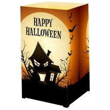 Haunted House Tabletop Lanterns (Set of 12)