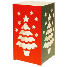 Christmas Tree Tabletop Lanterns (Set of 12)