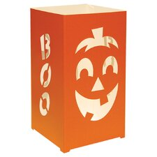 <strong>Luminarias</strong> Tabletop Lanterns Pumpkin Kit (Set of 12)