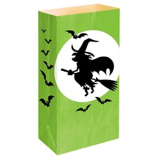 Witch Flame Resistant Luminaria Bags (Set of 12)