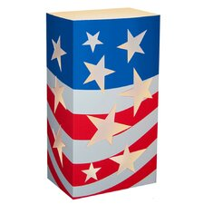 <strong>Luminarias</strong> Americana LumaLantern (Set of 12)
