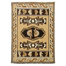 Kingdom Berber Kokopelli Rug