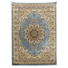 Tiffany Blue Oriental Rug