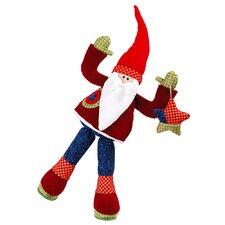 Santa Holding Star