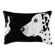 <strong>Park B Smith Ltd</strong> PB Paws & Co. Cotton Best Friends Decorative Pillow (Set of 2)