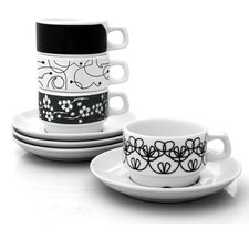 <strong>notNeutral</strong> In-The-Mix 20 Piece Dinnerware Set
