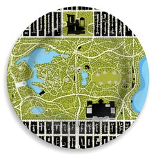 "Garden 12"" Central Park Great Lawn Plate"