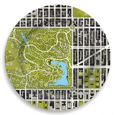 "Garden 12"" Central Park North Meadow Plate"