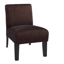 Deco Solid Slipper Chair