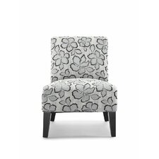 Monaco Hibiscus Slipper Chair
