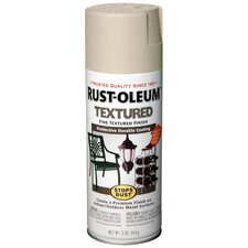 <strong>Rustoleum</strong> 12 Oz Sandstone Textured Stops Rust® Spray Paint