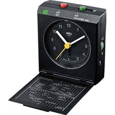 <strong>Braun</strong> Travel Alarm Clock