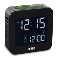 <strong>Braun</strong> Digital Alarm Clock