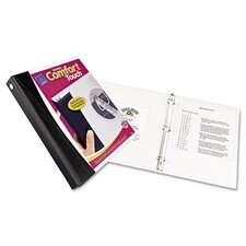 Comfort Touch Durable View Binder with EZ-Turn Ring