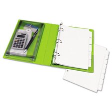 Protect and Store View Mini Binder with Round Ring