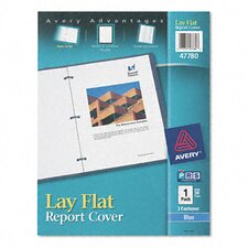 Lay Flat Report Cover