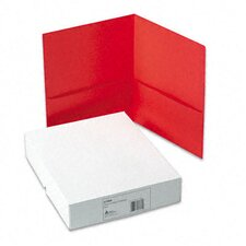 Two-Pocket Portfolio (Set of 25)