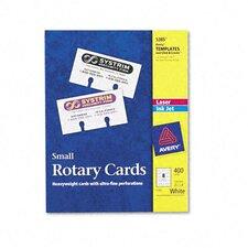 Laser / Inkjet Rotary Cards