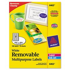Multi-Use Labels, 180/Pack