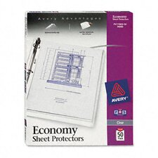 Top Loading Poly Sheet Protector