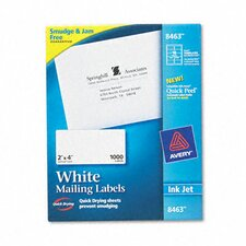 Shipping Labels with Trueblock Technology, 2 x 4, 1000/Box