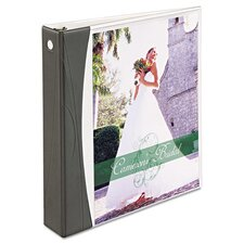 """1.5"""" Comfort Touch Durable View Binder"""